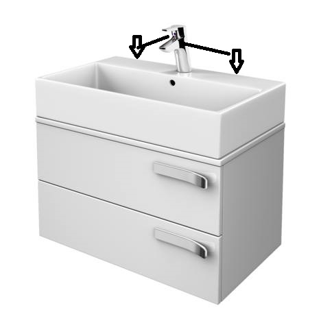 strada badmeubel ideal standard hegrad. Black Bedroom Furniture Sets. Home Design Ideas